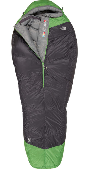 The North Face Inferno 0F/-18C Sleeping Bag Reg Asphalt Grey/Gl